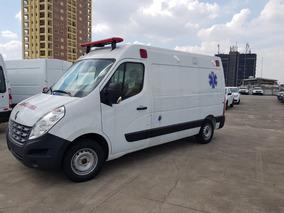 Master Ambulância 2019 0 Km A Faturar Toda Infraestrutura
