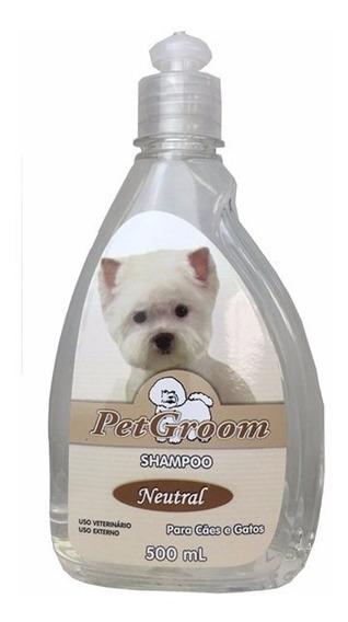 Kit Banho Filhote Cães E Gatos + Frete Gratis - Petgroom
