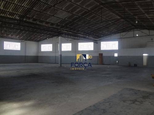 Galpão Para Alugar, 780 M² - Cumbica - Guarulhos/sp - Ga0439