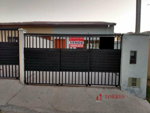 Casa Geminada Para Venda Em Centro Tremembé-sp - 431