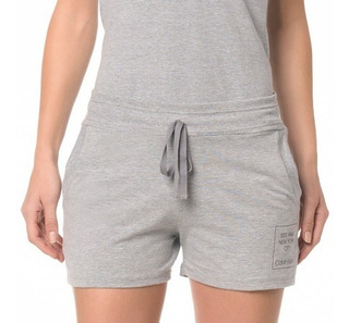 Shorts Calvin Klein Underwear De Cotton Feminino Int1702