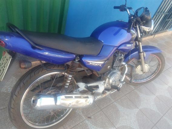 Ybr Yamaha 125 2008 Azul!