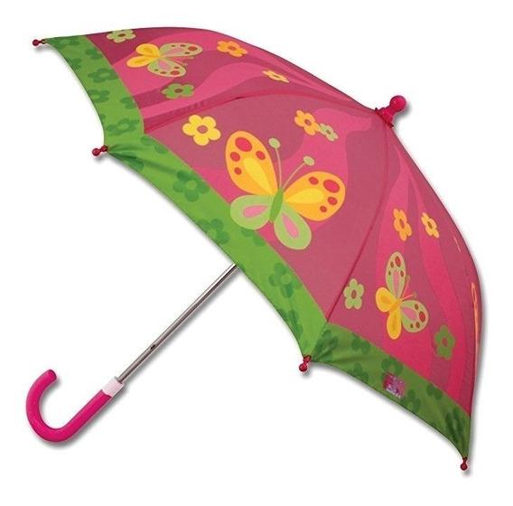 :* Sombrillas Paraguas Para Niñas 6pz Paquete Surtido