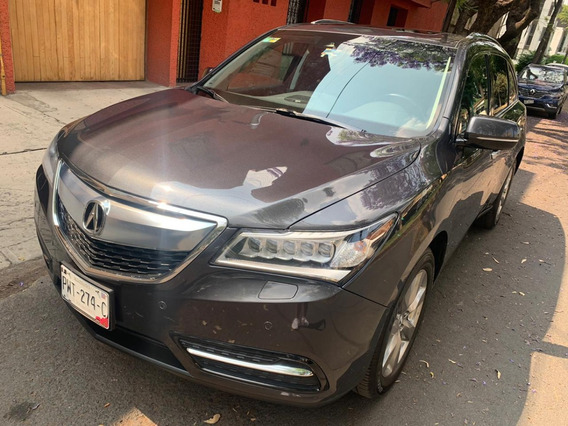 Acura Mdx 2016 Impecable !!!!
