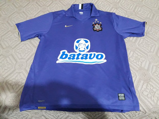 Camisa Corinthians 2009 - Uniforme 3