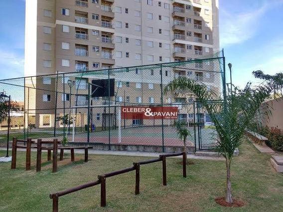 Condomínio Vista Garden - Semi Mobiliado Permuta - Ap0305