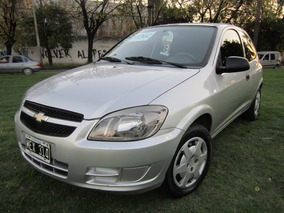 Chevrolet Celta 1.4 Ls+aa Con Gnc