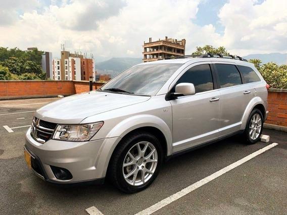 Dodge Journey R/t Awd 3.6l Pentastar Vvt 6v 283 Hp 7 Puestos