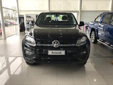 Volkswagen Vw Amarok Comfortline 4x2 Motor 2.0 0km 2017 Dm