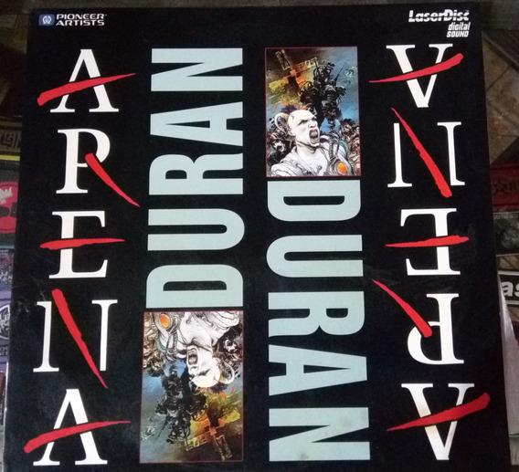 Duran Duran Arena (1984) Laserdisc En La Plata
