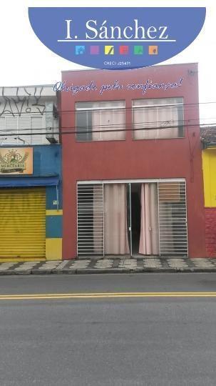 Salão Comercial Para Venda Em Mogi Das Cruzes, Centro, 2 Banheiros - 180827_1-612196