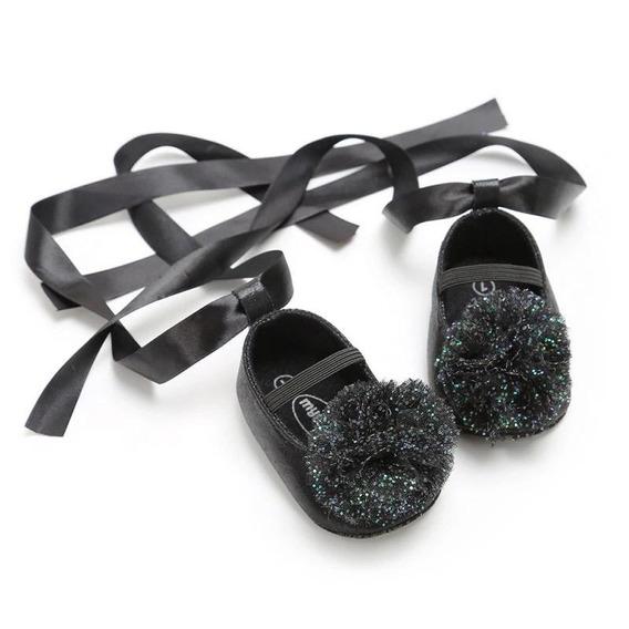 Zapatitos Para Bebé De Niña 1 Par