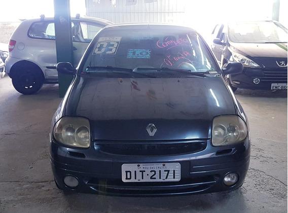 Clio Sedan 03 1.0 16v Privilège 4p Completo