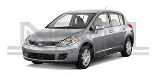 Compresor Aire Acondicionado Nissan Tiida Hatchback 0 A92d