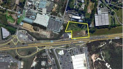 Área Industrial Na Rodovia Raposo Tavares, Capital - Sp - Ar0004
