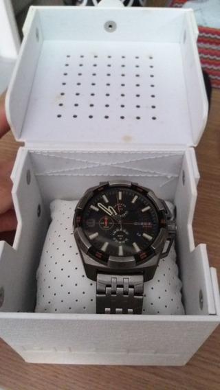 Relógio Diesel Dz-4394 Machinus Masculino