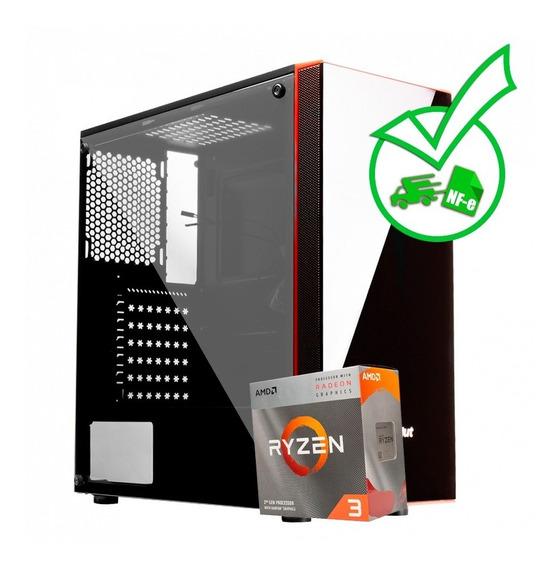 Computador Gamer Ryzen 3 3200g + Vega 8 + Ssd 120 + 1tb + Nf
