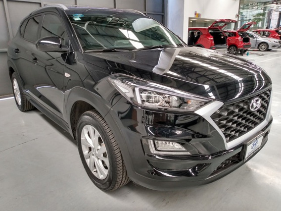 Hyundai Tucson 5p Gls Premium Ta A/ac. F. Niebla Ra-17