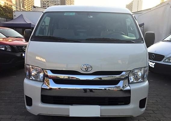 Remate Unidades Toyota Hiace 2016 2kd