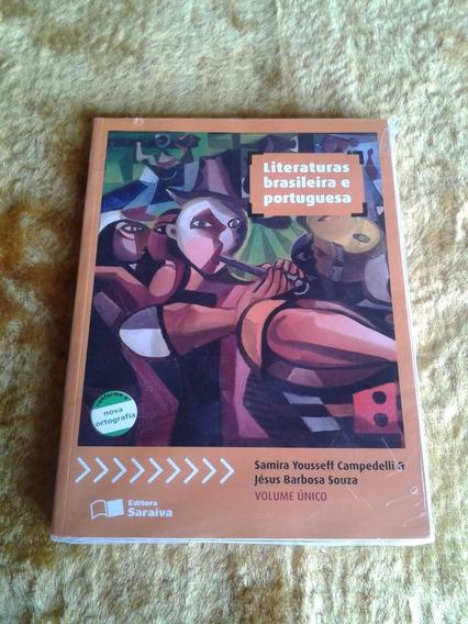 Literaturas Brasileira E Portuguesa (samira Yousseff)