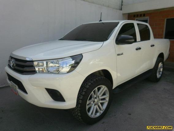 Toyota Hilux Sincrónico 2018