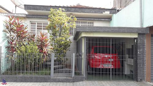 Imagem 1 de 10 de Casa Com Excelente Terreno De 6,15 X 20,80 À Venda Na Vila Regente Feijo. - Ca00232 - 68987024