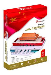 Rompecabezas 3d Cubic Fun Tiananmen