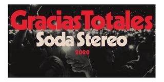 Entrada Soda Stereo Campo 21/03/2020. No Hago Envios. Solo 1