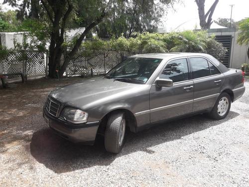 Mercedes-benz Clase C 2.2 C220 Elegance, Estado Impecable .-