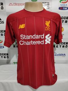 Camisa Liverpool 2019-20 Virgil 4 Champions League