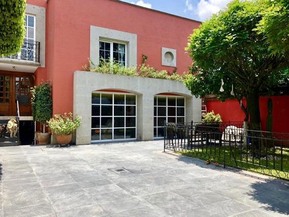 Venta De Hermosa Casa En Coyoacán