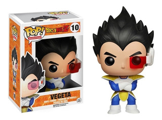 Muñeco Funko Pop Dragon Ball Z Vegeta 10 Original