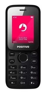 Celular Positivo P25 Gsm Dual Sim 4mb Tela De 1.8 Câmera