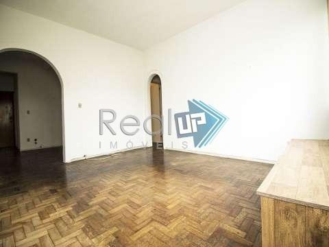 Excelente Apartamento 84m², 3 Quartos Em Laranjeiras. - 18704