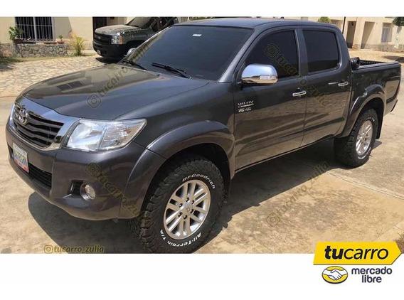 Toyota Hilux Blindada N3