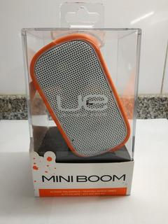 Parlante Bluetooth Ue Mini Boom Logitech/manos Libres 3w