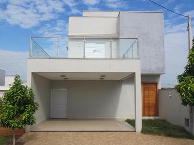 Casa Com 3 Dormitórios À Venda, 220 M² Por R$ 800.000 - Lazuli - Piracicaba/sp - Ca1843
