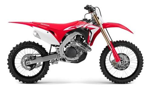 Honda Crf 450 R 100% Financiada