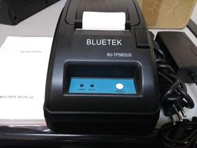Impressora Térmicanãofiscal-bluetek-cabousb+fonte-drgenérico