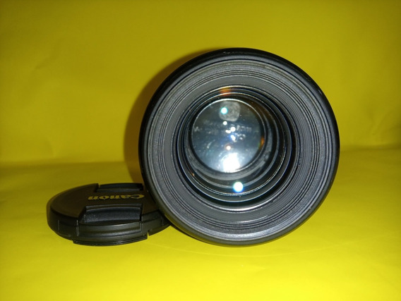 Lente Canon 85mm 1.8