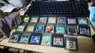 Juegos Para Gameboy Color Advance Mario Donkey Etc Nintendo