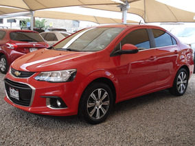 Chevrolet Sonic 1.6 Premier At 2017 Chihuahua