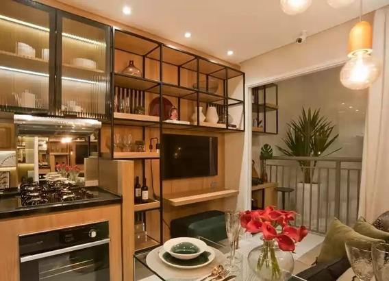 Apartamento 1 Dormitório Com E Sem Varanda Na Moóca