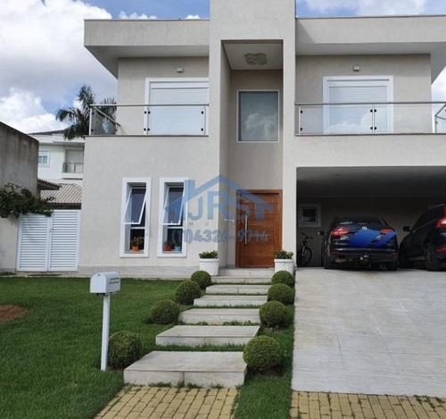 Sobrado Com 4 Dormitórios À Venda, 400 M² Por R$ 3.000.000,00 - Burle Marx - Santana De Parnaíba/sp - So1920