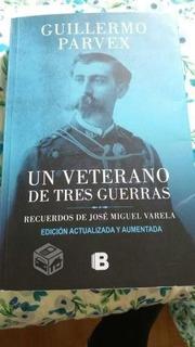 Libro Un Veterano De Tres Guerras