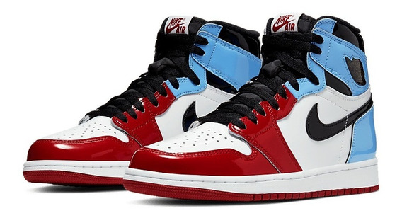 Tenis Nike Air Jordan 1 Fearless Unc To Chicago 40 Lebron