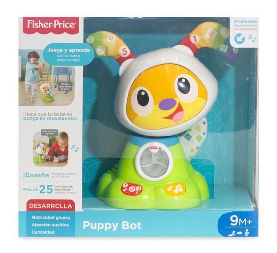 Puppy Bot - Fisher Price