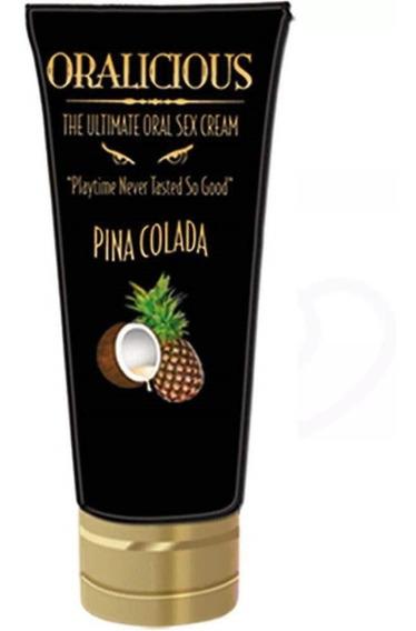 Crema De Sabor Para Sexo Oral Oralicious Oral Sex Cream Pc