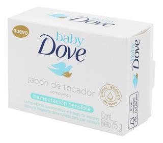 Jabon Dove Baby Hidr/sen 75g