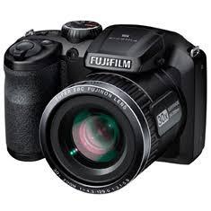 Câmera Fujifilm Finepix S4800 Preto Com Lcd 3.0¿, 16.mp, 30x